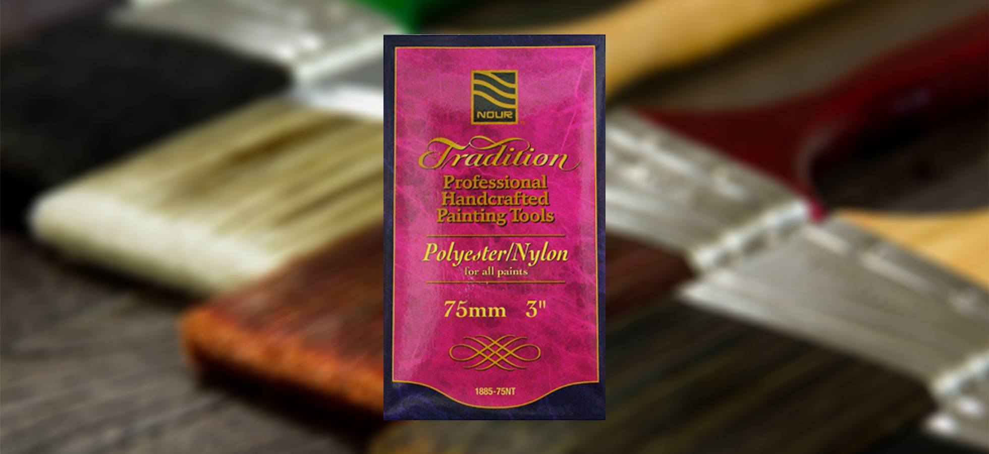 Nour Tradition Line Packaging