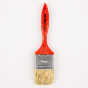 Featured image for White Bristle Economy Brush - Red Handle