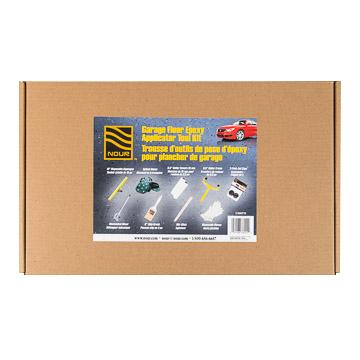 Image of Garage Floor Epoxy Applicator Tool Kit