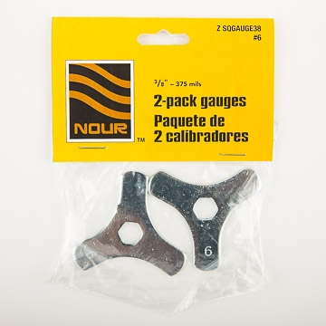 Image of 2 Pack Gauges