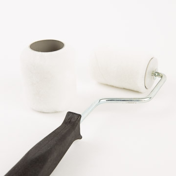 """Image of 3"""" and 4"""" Lint Free Roller Refills"""