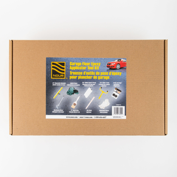 Image of Garage Floor Epoxy Applicator Tool Kit