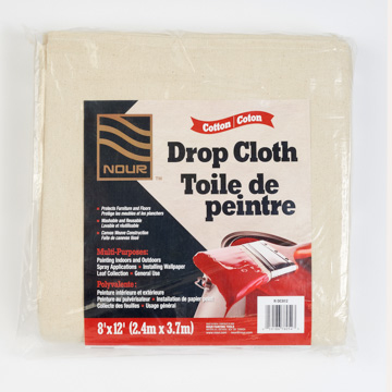 Image of Cotton Drop Cloth